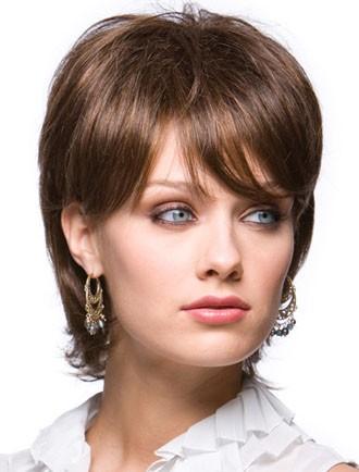 выбритый затылок короткие стрижки 2014 фото женские